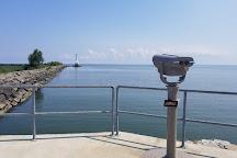Huron Harbor and Pier, Huron, United States