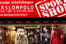 Akaslompolo Sportshop, Akaslompolo, Finland