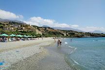 Souda beach, Plakias, Greece