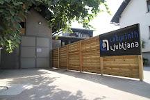 Labyrinth Ljubljana, Ljubljana, Slovenia
