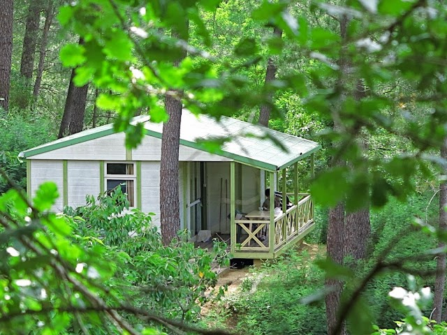 Camping Cevennes-Provence