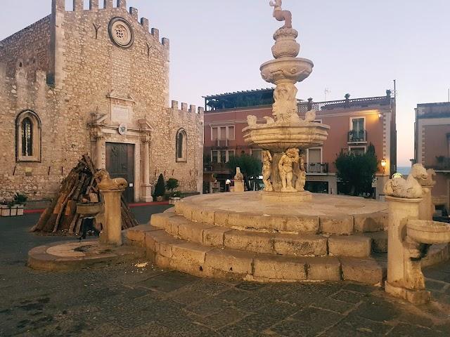 Porta Catania Parking