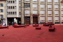 Roter Platz, St. Gallen, Switzerland