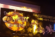 Dick Doherty's Comedy Den, Boston, United States