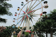 Citraraya World Of Wonders Theme Park, Tangerang, Indonesia