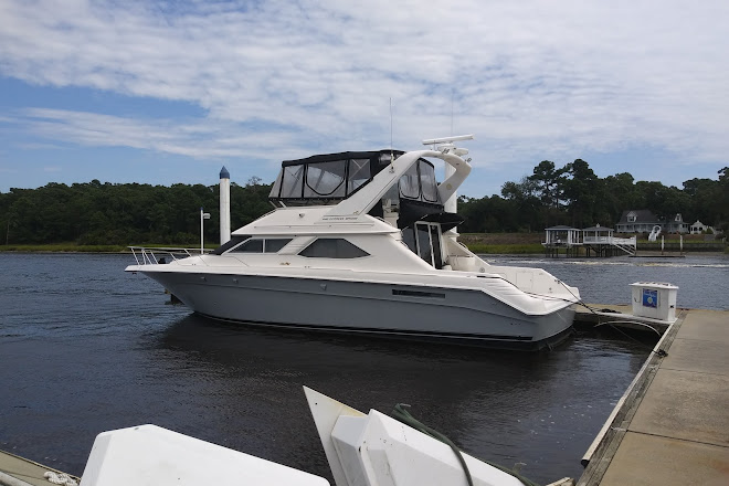 Visit Cricket Cove Marina On Your Trip To Little River