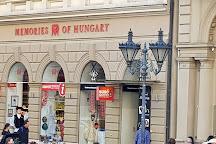 Memories of Hungary House of Parliament Souvenir Shop, Budapest, Hungary