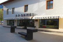 Biblioteca comunale Peter Paul Rainer, San Candido, Italy