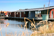 The Nordic Watercolor Museum, Vastra Gotaland County, Sweden