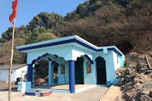 Chapora Beach, Arpora, India