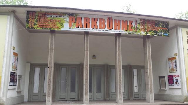 Parkbühne im Clara Zetkin Park