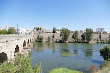 Roman Bridge, Merida, Spain