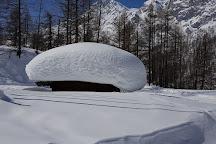 Motoslittecervinia, Breuil-Cervinia, Italy