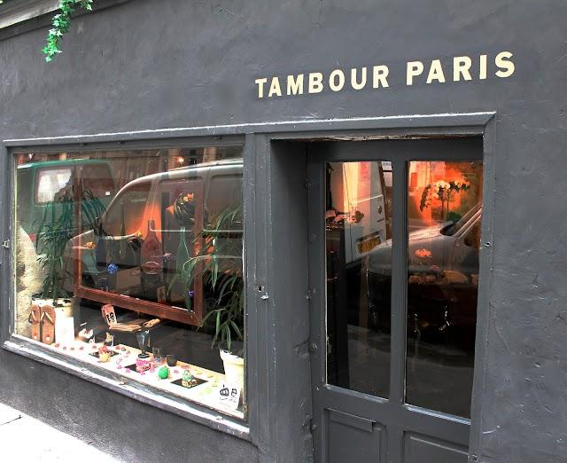 Tambour Paris