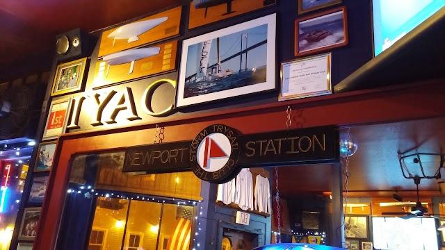 Thames St International Yacht-Athletic