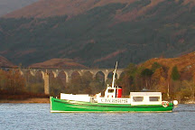 Loch Shiel Cruises, Glenfinnan, United Kingdom