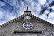 Eglise Notre Dame des Victoires, Quebec City, Canada
