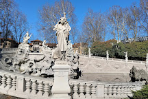 Fontana dei 12 Mesi, Turin, Italy