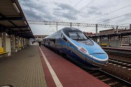 Железнодорожная станция  Tczew