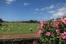 Kauai Veteran's Cemetery, Hanapepe, United States