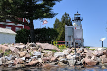 Rock Island Lighthouse State Park, Clayton, United States