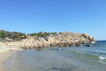 Spiaggia di Cala Cipolla, Chia, Italy