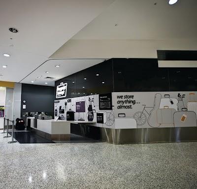 Baggage Storage by Smarte Carte, Sydney Airport Terminal 1