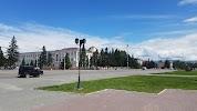 Площадь Арата на фото Кызыла