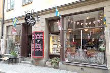 Gamla Stans Polkagriskokeri, Stockholm, Sweden