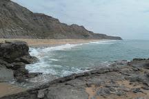 Praia da Areia Branca, Areia Branca, Portugal
