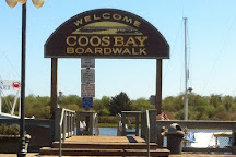 Coos Bay Boardwalk, Coos Bay, United States