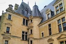 Entre Cours et Jardins - Cite Plantagenet, Le Mans City, France