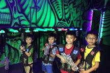 Laser Battle, Ipoh, Malaysia