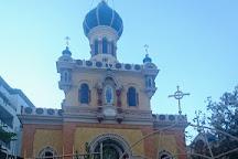 Eglise Russe, Menton, France