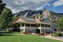 Colorado Chautauqua: Park, Boulder, United States