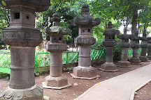 Kyu Kaneiji Five-Storied Pagoda, Taito, Japan