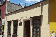 Casa Othon/Museo Othoniano, San Luis Potosi, Mexico