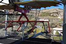 Volo dell'Aquila, San Costantino Albanese, Italy