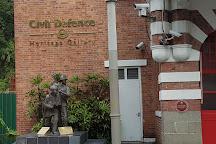 Civil Defence Heritage Gallery, Singapore, Singapore
