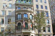 American Irish Historical Society, New York City, United States