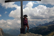 Monte Sass de Stria, Cortina d'Ampezzo, Italy