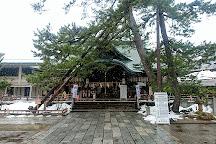Hakusan Shrine, Niigata, Japan