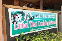 Lamai Thai cooking school, Maret, Thailand