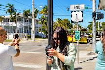 US 1 Mile Marker 0, Key West, United States