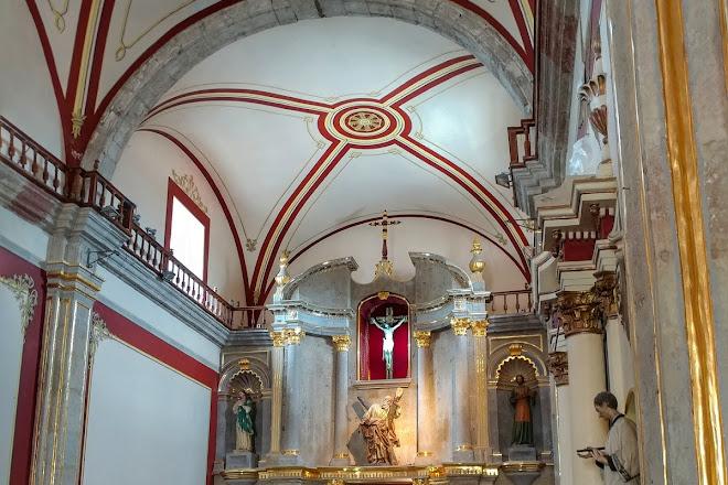 San Andres Catholic Church, Ajijic, Mexico
