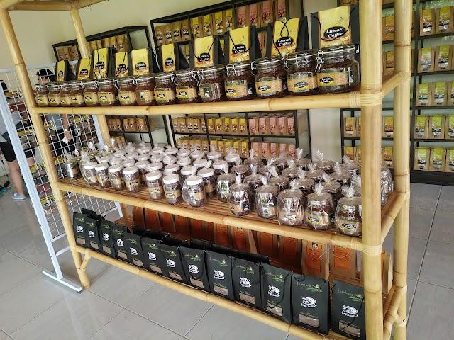Lumbungsari Coffee Kengetan