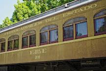 Museo Ferroviario de Santiago, Santiago, Chile
