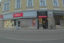 Huberto Siroka atelje, Bled, Slovenia