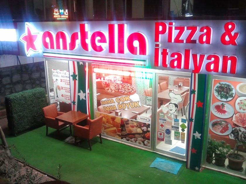 Anstella Pizza Ve Makarna Resim 3
