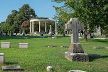 Elmwood Cemetery, Memphis, United States